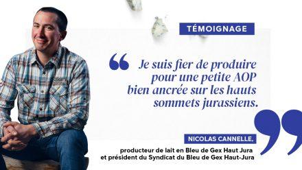 témoignage Nicolas Cannelle