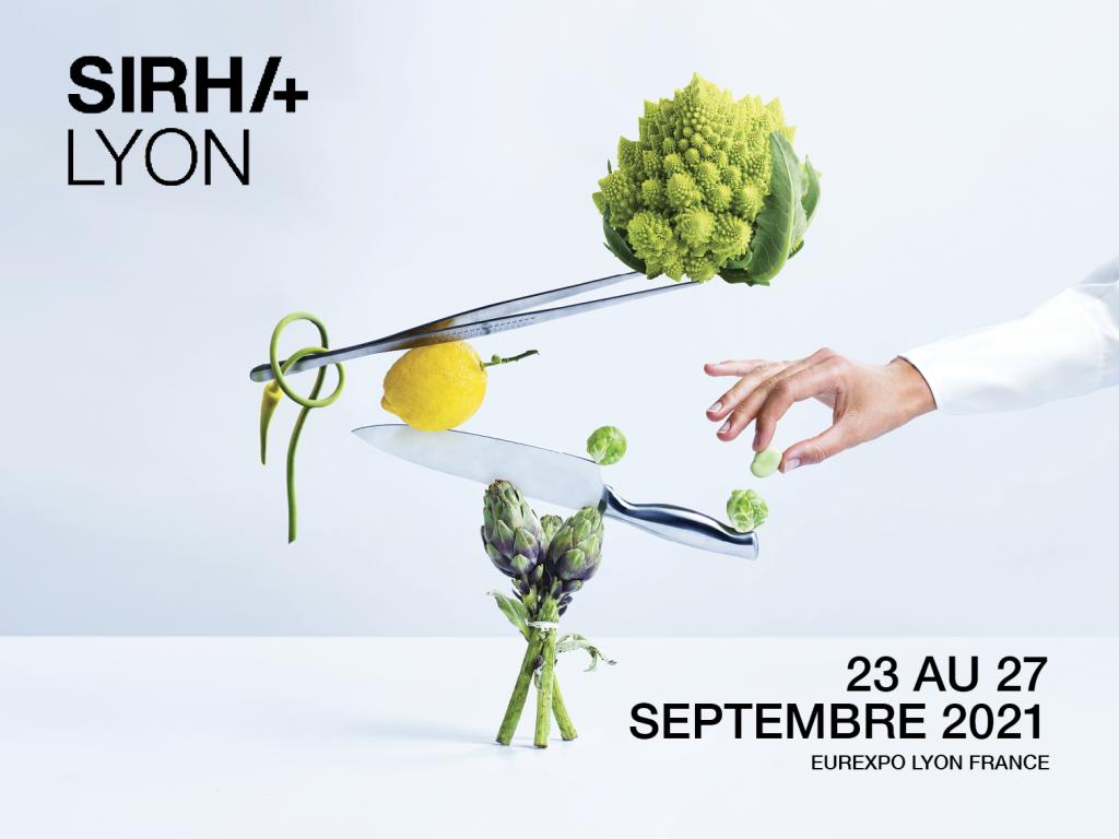 Affiche officielle du SIRHA 2021